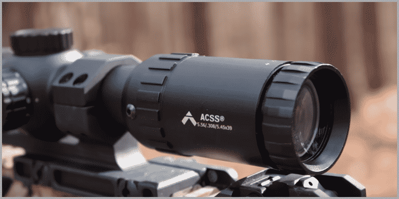Primary Arms 4-14x44 Fast Focus Eyepiece