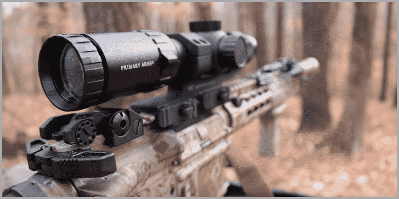Primary Arms 4-14x44 Scope
