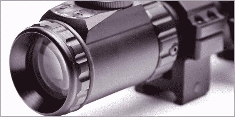 UTG 3-12x44 Fast Focus Eyepiece