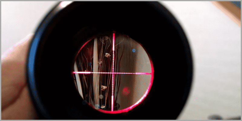 UTG 3-12x44 Red Reticle
