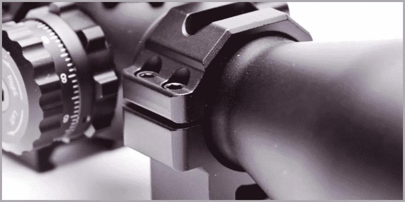 UTG 3-12x44 Rings
