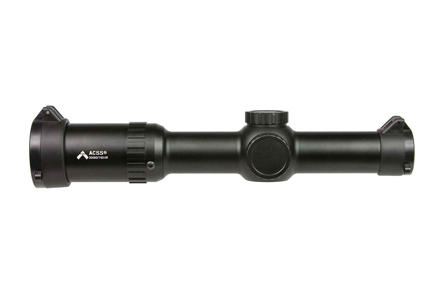 Primary Arms 1-6x24 SFP Rifle Scope (Gen III) with Illuminated Chevron ACSS 300BLK 7.62x39 CQB Reticle