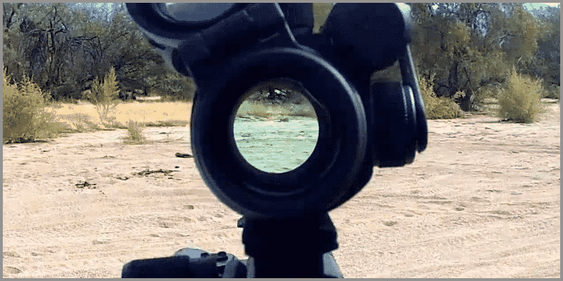 Bushnell Trophy TRS-25 Field Test