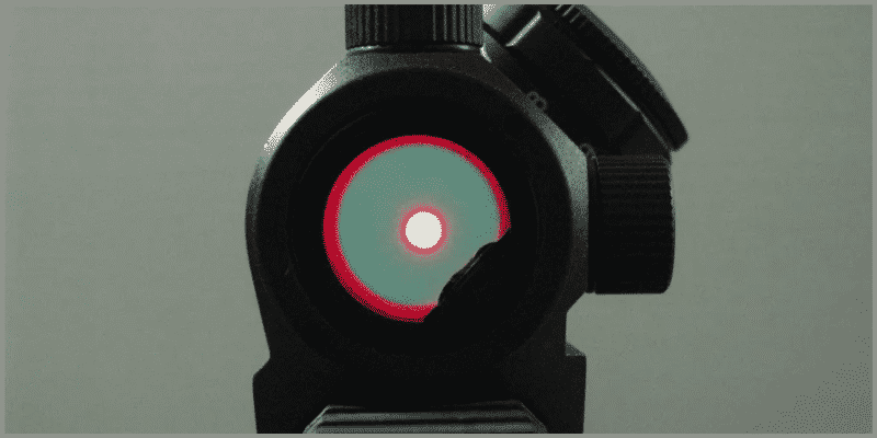 Bushnell Trophy TRS-25 Red Dot Reticle