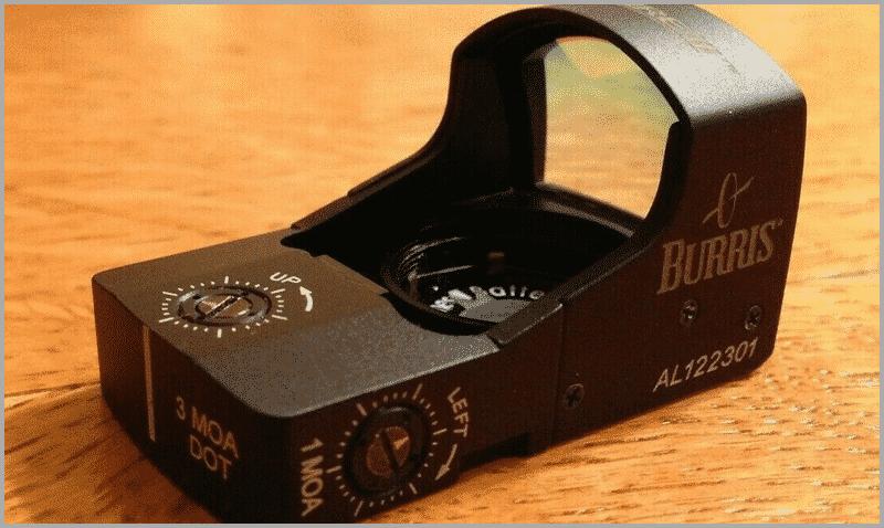 Burris Fastfire III Glass