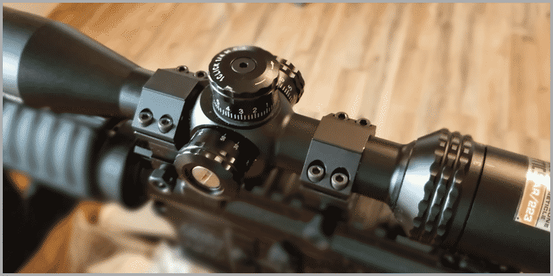 Bushnell AR Optics 3-9x40 Durable