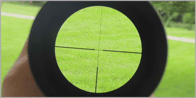 Nikon P-223 BDC Reticle