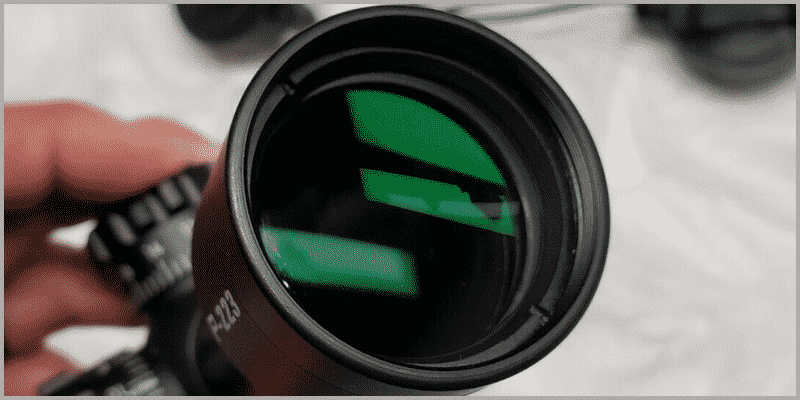 Nikon P-223 Objective Lens