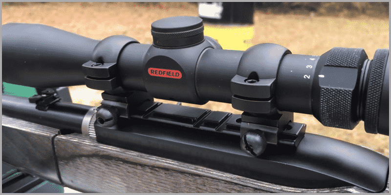 Redfield Revolution Solid Scope