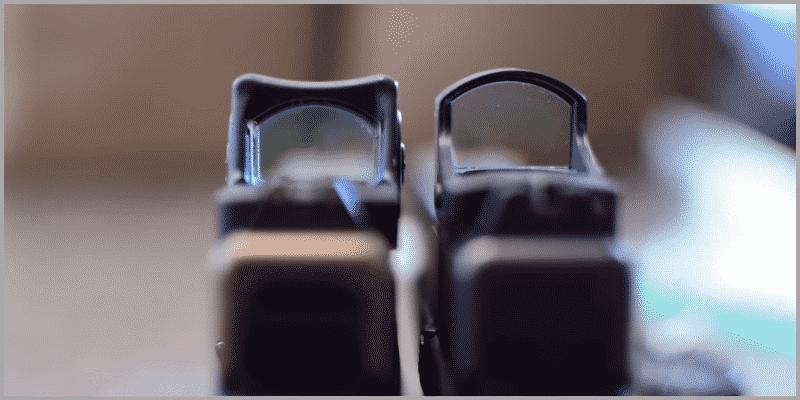 Trijicon RMR vs Burris Fastfire III