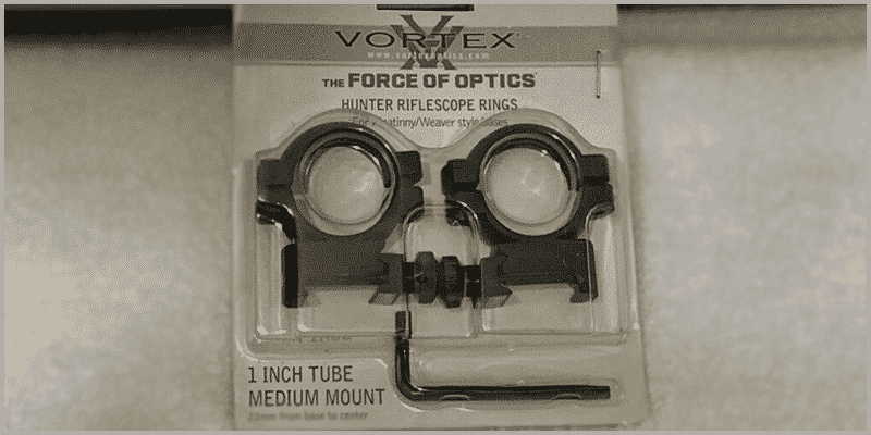 Vortex Optics Crossfire II 2-7x32 Mount