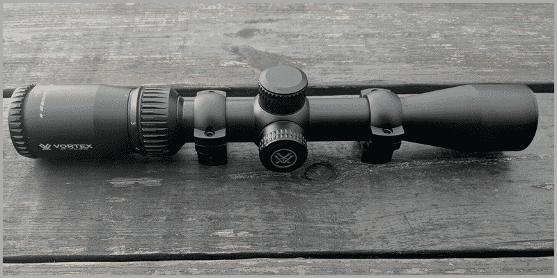 Vortex Optics Crossfire II 2-7x32 Review