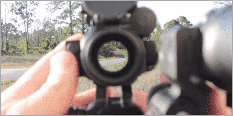 Vortex Optics Strikefire II Red Dot