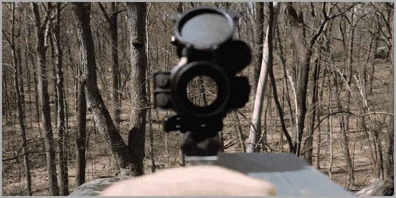 Vortex Optics Strikefire II Unlimited Eye Relief