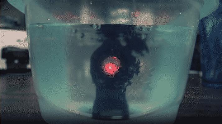 Vortex Sparc AR waterproof