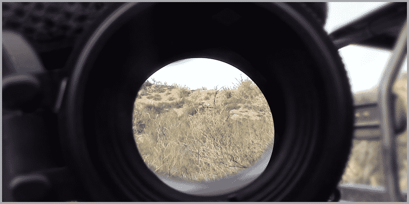 Vortex Spitfire 3x Prism Scope Red Reticle