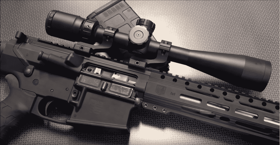 Best Scope for AR-10