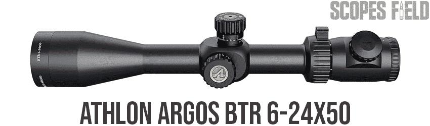 Athlon Argos BTR 6-24x50