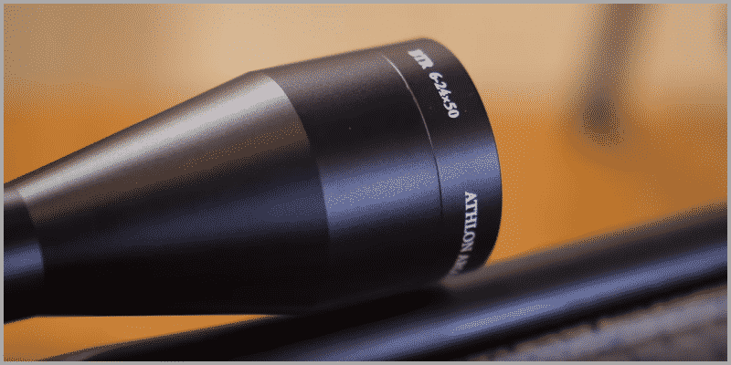 Athlon Argos BTR 6-24x50 Objective Lens