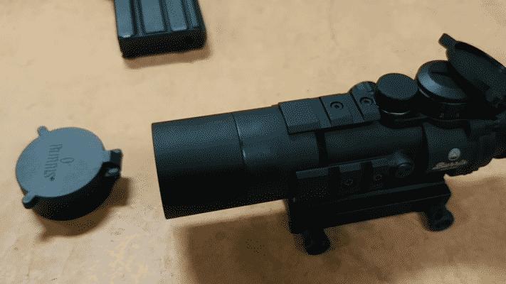 Burris AR-536 Sunshield
