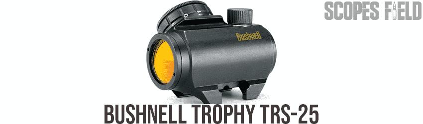 Bushnell-Trophy-TRS-25-Best-Budget-Red-Dot-Sight