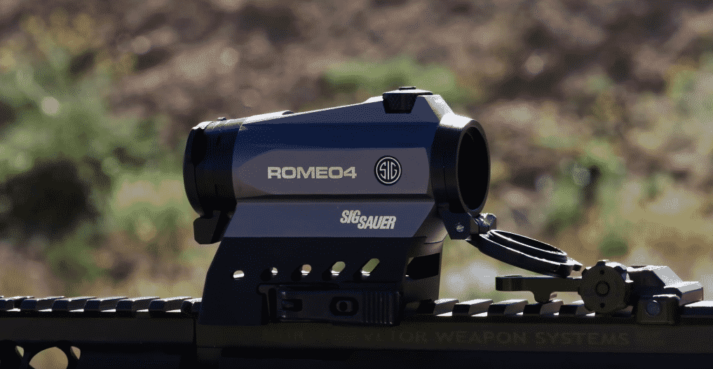 Sig Sauer Romeo 4 Red Dot Sight