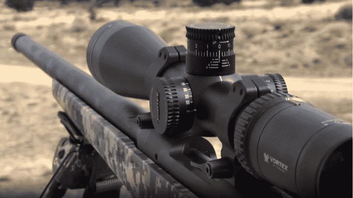 Viper HST 4-16x44 Riflescope