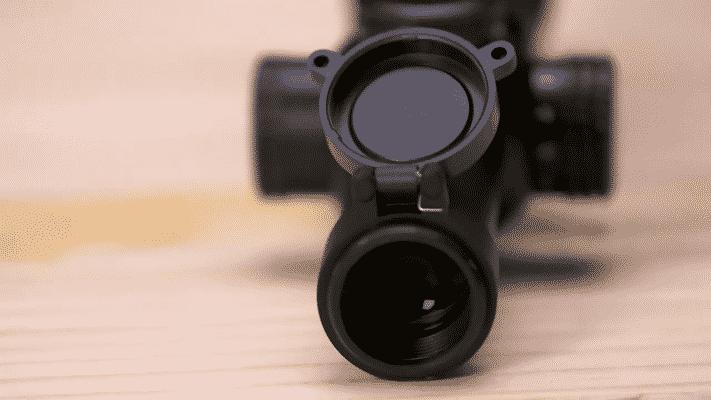 Vortex Optics Strike Eagle 1-8×24 Flip Cover
