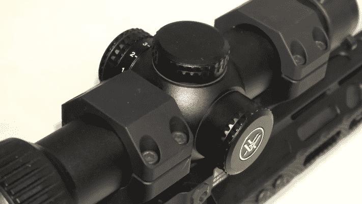 Vortex Optics Strike Eagle 1-8×24 Knob Cap