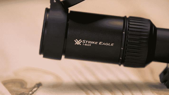 Vortex Optics Strike Eagle 1-8×24 Magnification