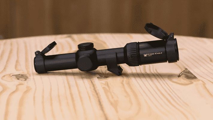 Vortex Optics Strike Eagle 1-8×24 Overview