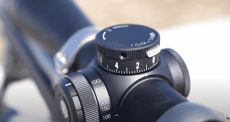 LEUPOLD VX-5HD zeroing1