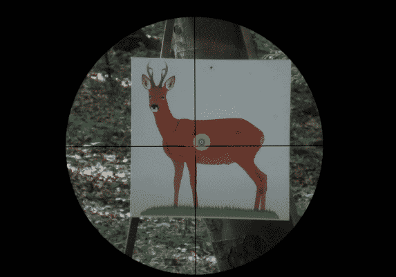 SWAROVSKI Z5 3.5-18×44 PLEX reticle