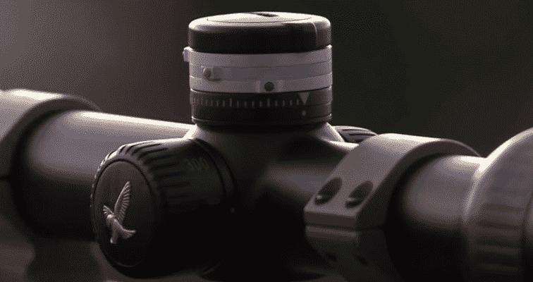 SWAROVSKI Z5 3.5-18×44 turret _ parallax