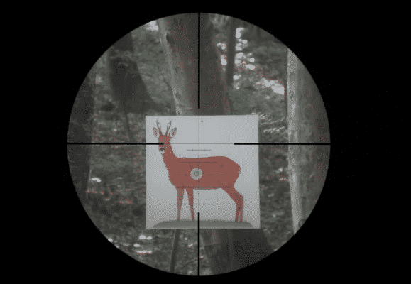 SWAROVSKI Z5 3.5-18x44 reticle