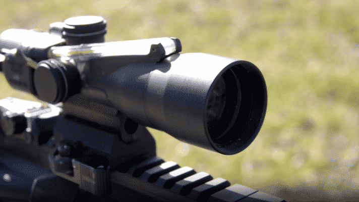ACOG vs. EOTech with Magnifier