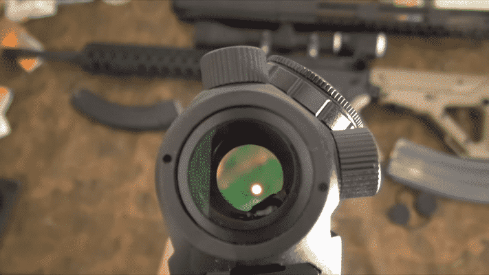 Bushnell TRS 25 Red Dot