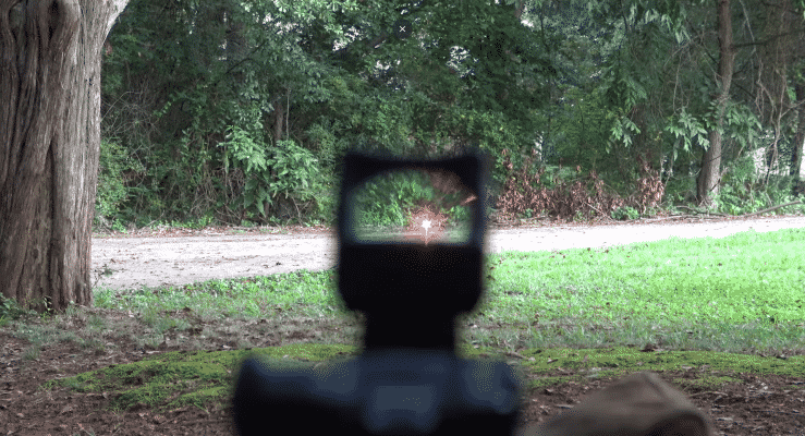 Trijicon RMR Red Dot high brightness