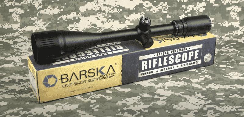 Barska 6-18 with Box