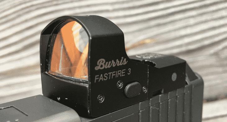 Burris Burstfire 3 OPTIC