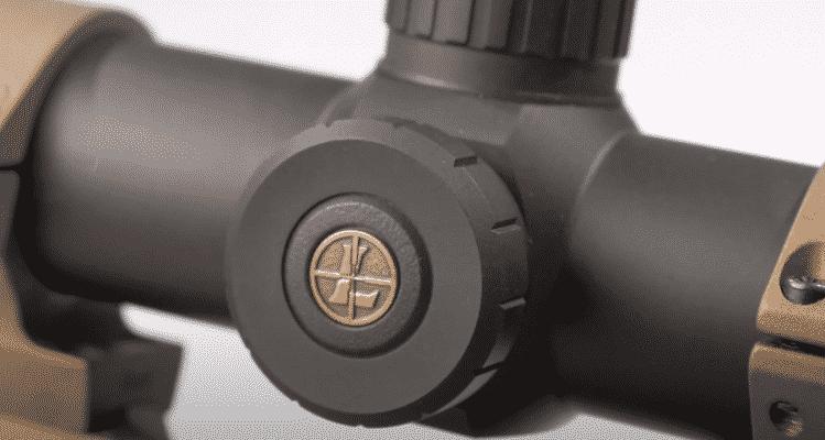 Leupold VX Freedom Rimfire firedot button