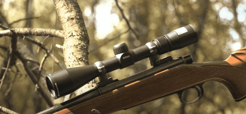 Nikon Buckmaster scope side view