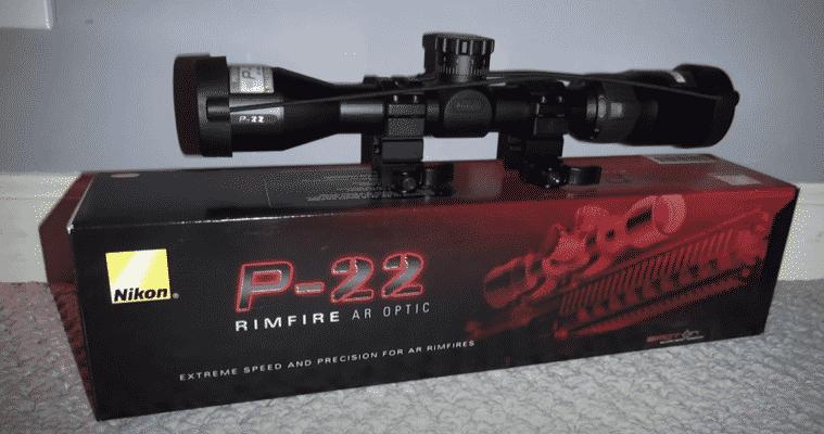 Nikon P-22 Scope with box