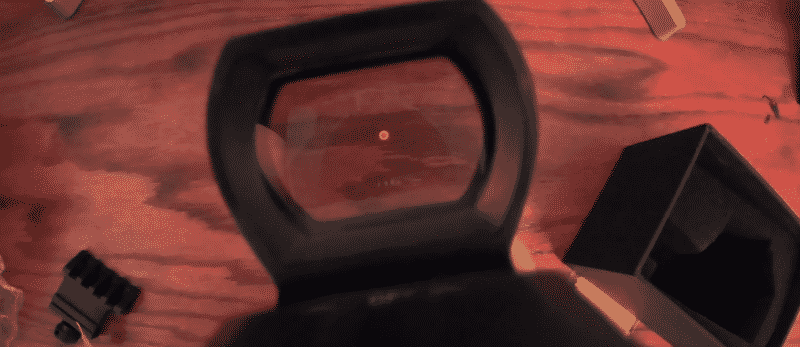 Predator V2 Reticle