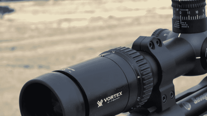 Viper HST 4-16×44 Riflescope Focal Adjustment