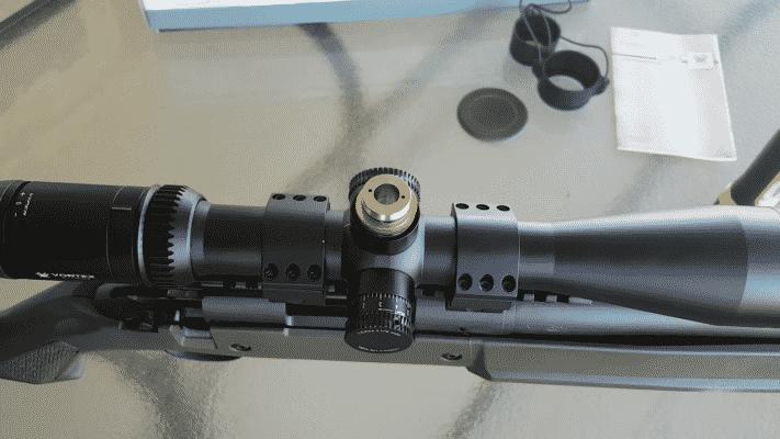 Viper HST 4-16×44 Riflescope Zero Stop