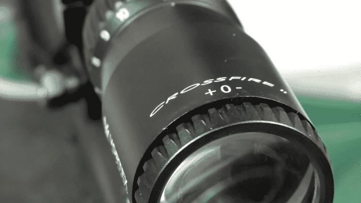 Vortex Crossfire II 4-12×50 Lens