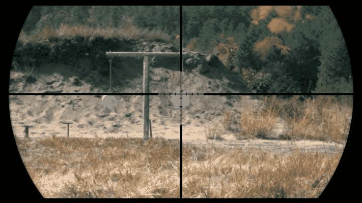 Vortex Diamondback 4-12×40 BDC Reticle