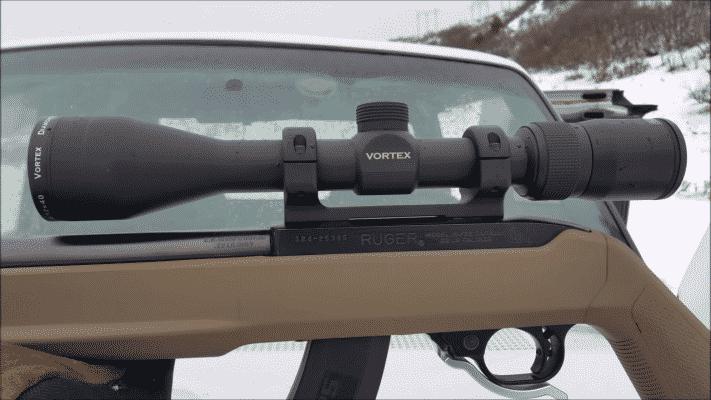 Vortex Diamondback 4-12×40 Overview