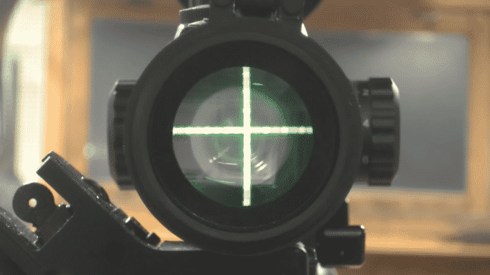 UTG 3-12X44 30MM Green Reticle